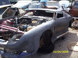 camaro salvage yard chop top camaro in junkyard third generation f message boards