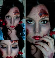 glam zombie dorothy tutuorial erin ashley