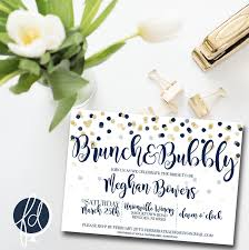 bridal shower brunch invite bridal shower brunch and bubbly invitation brunch invitation