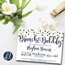 bridal shower brunch invitation bridal shower brunch and bubbly invitation brunch invitation