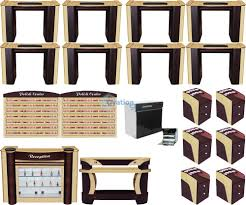complete salon nail furniture package deal