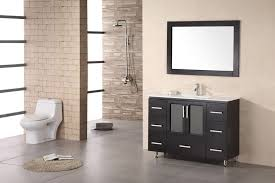 black bathroom cabinet ideas handsome freestanding vanity ideas for small bathrooms introducing