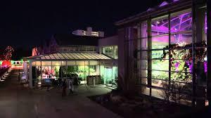 blossoms of light at denver botanic gardens youtube