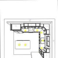 Kitchen Recessed Lighting Layout by Recessed Lighting Plan For Kitchen Lighting Xcyyxh Com
