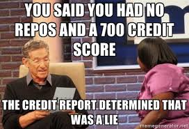 Credit Meme - landlord wants to do a credit check ask radpad