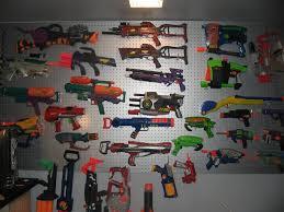 Our Nerf Arsenal Nerf So Nerf guns Pinterest