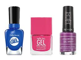 gel nails without uv light fancy gel nail polish without uv light f51 in wow collection with