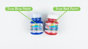 3 ways to make purple paint wikihow