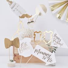 white and gold baby shower party delights 100 baby shower ideas on feedspot rss feed