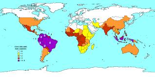 alligators in map crocodilian species list distribution maps