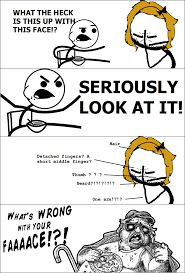 Meme Face Comics - every time i see the derpina facepalm rage face fffffffuuuuuuuuuuuu