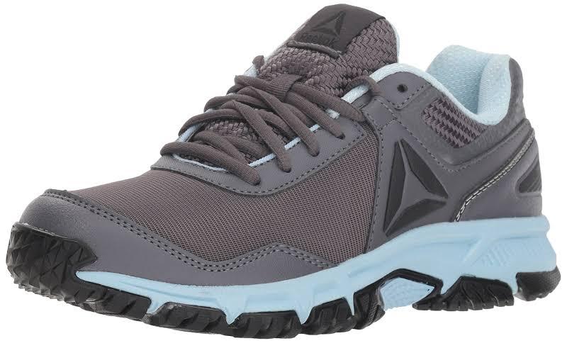 Reebok Ridgerider Gray Running Shoes