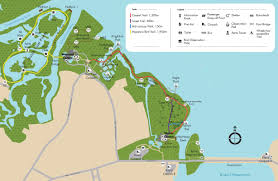 Map A Walking Route by Sungei Buloh Wetland Reserve Parks U0026 Nature Reserves Gardens