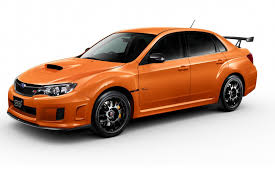 subaru gvb subaru wrx sti gets new japan exclusive special edition