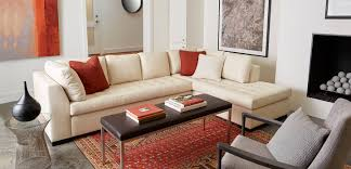 How To Make A Coffee Table Ottoman Benches U0026 Ottomans American Leather