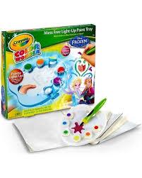 amazing holiday shopping savings on disney frozen color wonder