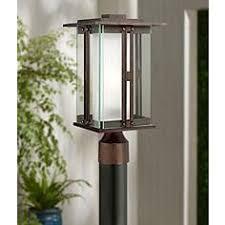 Outdoor Post Light Modern Outdoor Post Lights Ls Plus