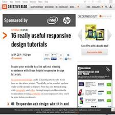 responsive design tutorial web design ficorski pearltrees