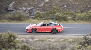porsche 911 orange 2018 porsche 911 targa 4 gts color lava orange side hd