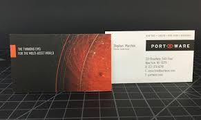 Full Color Business Card Printing Business Cards Nyc