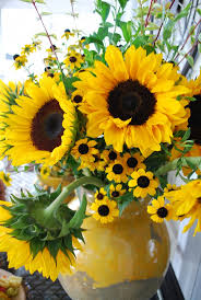 Sunflower Centerpieces The 84 Best Images About Sunflowers On Pinterest Pink Sunflowers