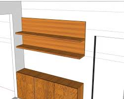 need advice on wall mounted shelving woodworking talk