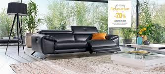 sp ialiste du canap canapé cuir canapé d angle fauteuil relaxation cuir center