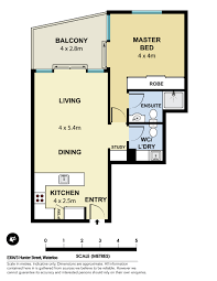 Waterloo Station Floor Plan by E304 3 Hunter Street Waterloo Nsw 2017