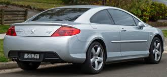 peugeot silver file 2006 2010 peugeot 407 hdi coupe 01 jpg wikimedia commons