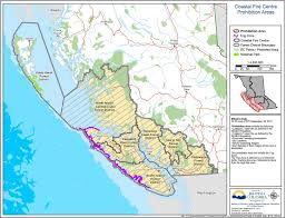 Wildfire Bc Interactive Map by Nanaimo Www Nanaimonet Com