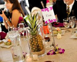 Creative Wedding Centerpiece Ideas by Pineapple Centerpiece Wedding Other Centerpiece Ideas Check Out