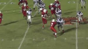 pickering high leesville la football jermal dubose football against many high during the