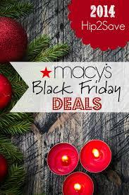 macy s 2014 black friday deals hip2save