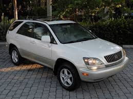 lexus rx 300 1999 1999 lexus rx 300 awd fort myers florida for sale in fort myers