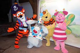 tigger eeyore winnie the pooh and piglet kennythepirate com