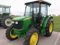 john deere 5075e cab tractor john deere equipment pinterest