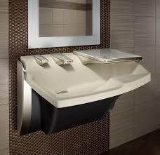 advocate all in one lavatory systems av series bradley corporation