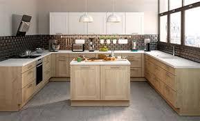 cuisine moderne bois cuisine moderne bois massif 1 tendance des cuisines aux