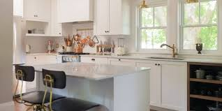 how high cabinet above sink kitchen cabinet soffit space ideas apartment therapy