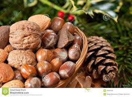 christmas nuts christmas nuts stock photography image 35905182