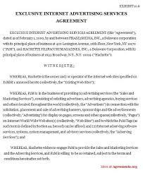 contractual agreement between two parties template best resumes