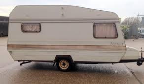 5 Berth Caravan With Awning 5 Berth Abbey Piper 1400 L Caravan With Awning Lincolnshire
