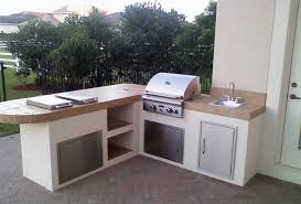 kitchen island kits prefabricated outdoor kitchen islands garden design