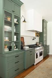 shaker style kitchen pantry cabinet gray green shaker cabinets in a kitchen remodel town