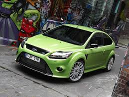 Ford Focus Colours Ford Focus Rs 2009 Pictures Information U0026 Specs