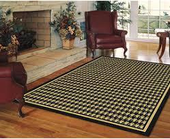 sweet houndstooth area rug nice ideas navy blue houndstooth area