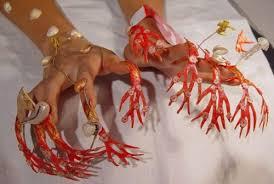 no more nail biting crazy nail art designs u2013 friday magazine