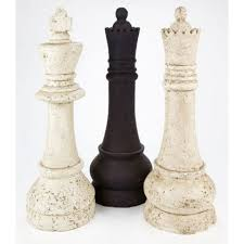 chess ornament at homebase be inspired and make