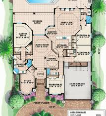 mediterranean house plans with pool collection mediterranean house plans with courtyard photos home