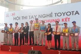 toyota branches final round of toyota skill contest 2015